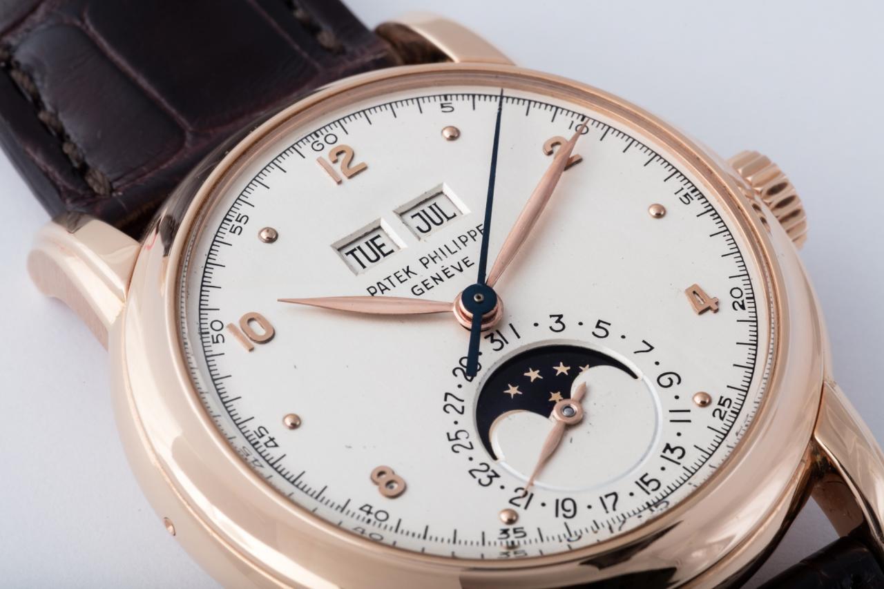 Replica Patek Philippe 2497 Perpetual Calendar In Pink Gold