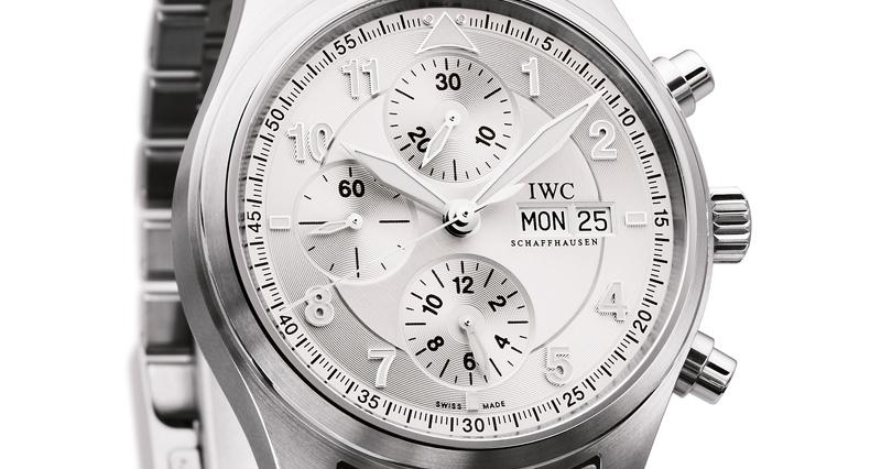 IWC Pilot's watch chronograph spitfire replica4