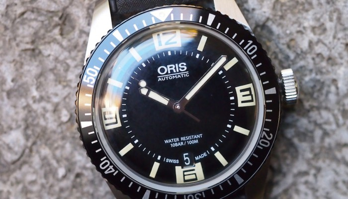 Hands-on with the Oris Divers Sixty-Five