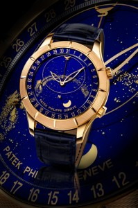 Unique Patek Philippe Sky Moon Celestial Watch Ref. 5106