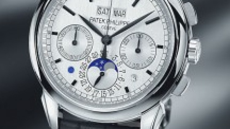 The New Replica Patek Philippe White Dial Steel Watch Reference 5270: Heir to the Throne