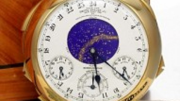 'Holy Grail' of watches by Replica Patek Philippe sells for a world