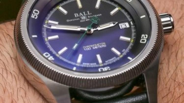 Ball Engineer II Magneto S Steel Case Replica Watch