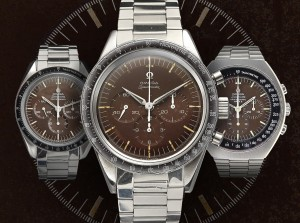 Best Replica Omega Speedmaster 'Tropical' Brown Dial Vintage Watch