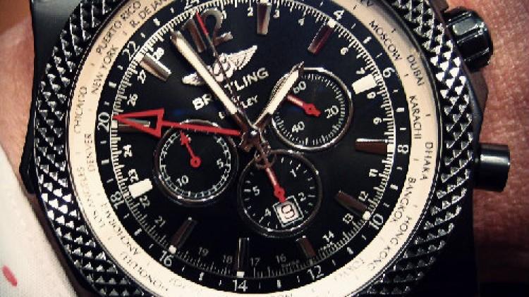 A Breitling Bentley Watch Replica Is Elegant As The Genuine