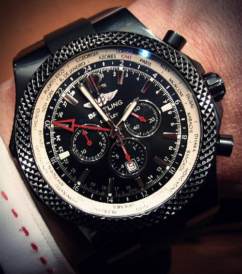 A Breitling Bentley Watch Replica Is Elegant As The Genuine