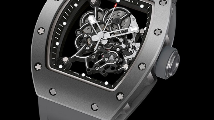 Replica Richard Mille RM 055 Bubba Watson Boutique Edition Watches