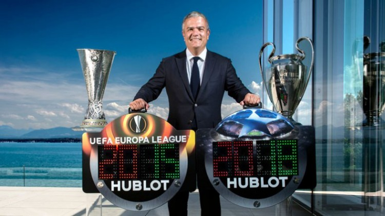 Replica Hublot – Official Watch for the UEFA Champions League™
