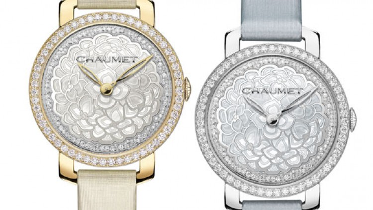 Replica Chaumet Hortensia, precious watches for women
