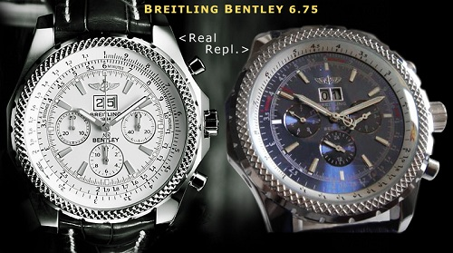How To Spot A Fake Breitling Bentley Watch – Part 1