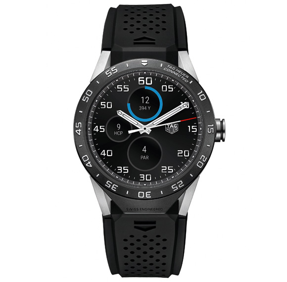 """Cheap Replica """"TAG Heuer Connected"""" Watch"""