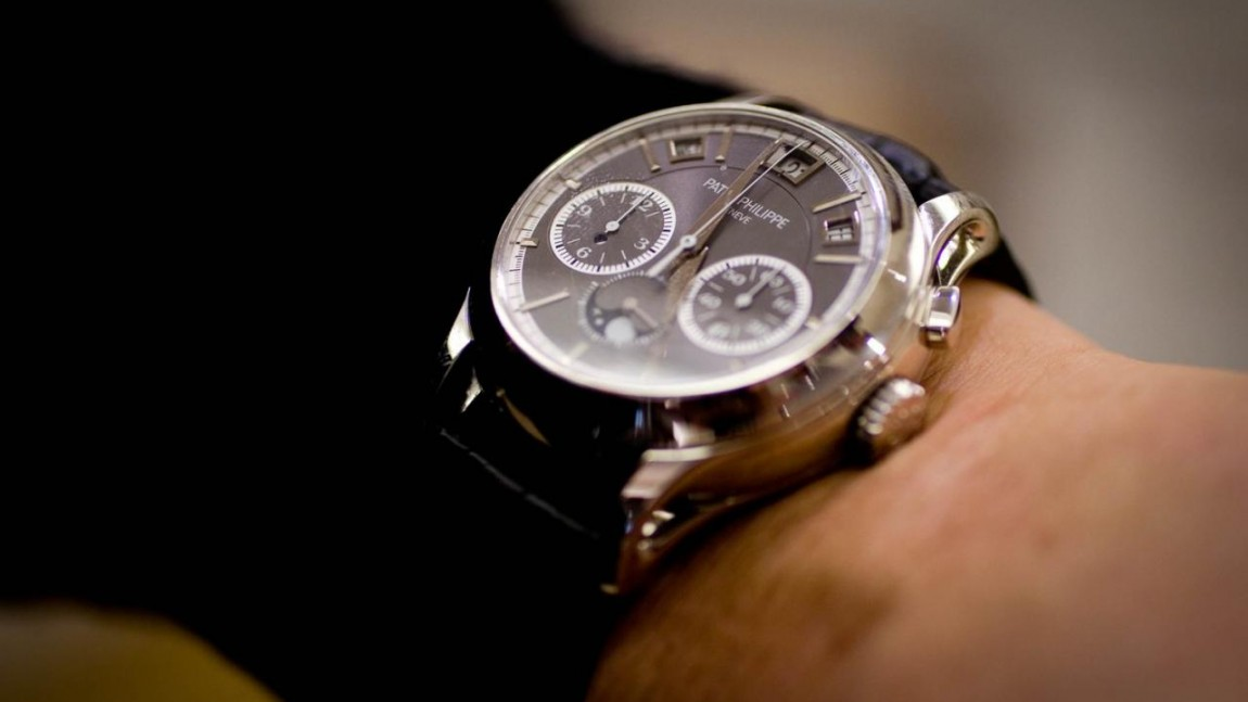Patek Philippe Grand Complication Replica Watch Reference 5208