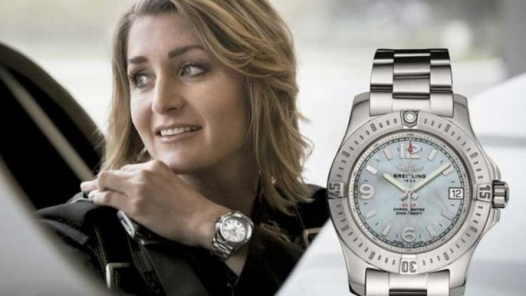 Replica Breitling Ladies Watches, Because Bigger Is Always Better