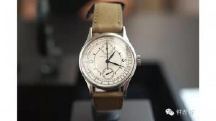Patek Philippe Manual winding Replica watch steel Ref.130