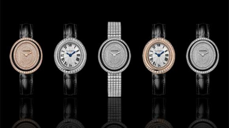 Five Cartier Hypnose Replica Watches