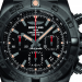 Breitling Alarmultimate flight Chronomat 44 Blacksteel Watches new estimation