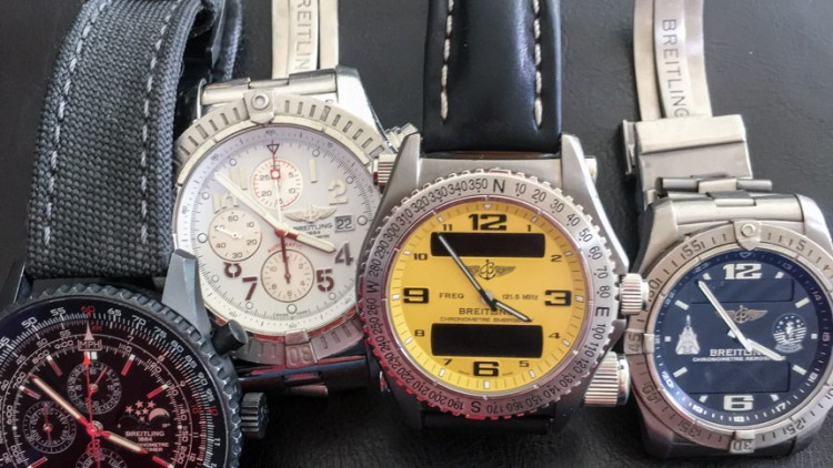Fake Breitling Watches Aliment In Amplitude And Capital Astronaut Gear