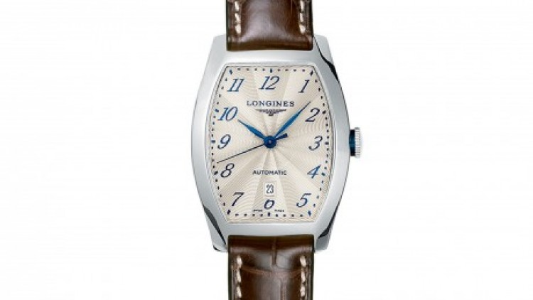 Beautiful Replica Longines Evidenza Stainless Steel Automatic Ladies Watches
