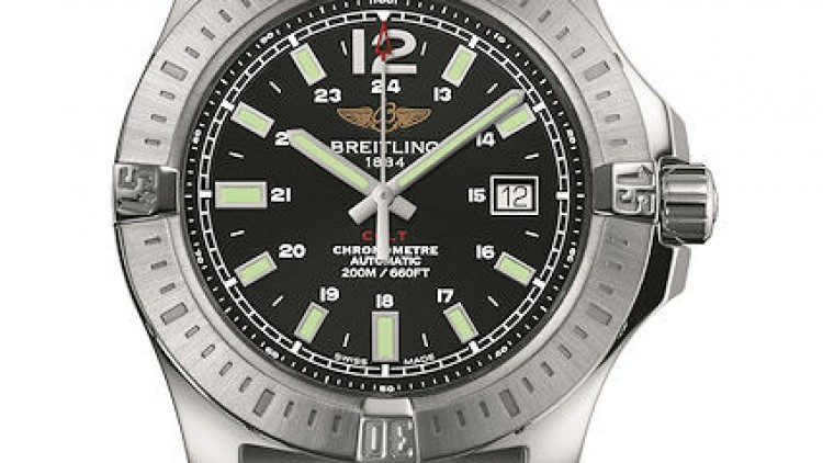 Five Affordable  Breitling Replica Watches Colt Automatic for New Collectors