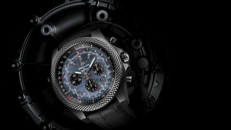 Cheap Breitling Bentley B06 Midnight Carbon Replica Watch With Acceleration Style