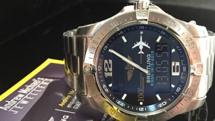 Steel Case Breitling Replica Watches