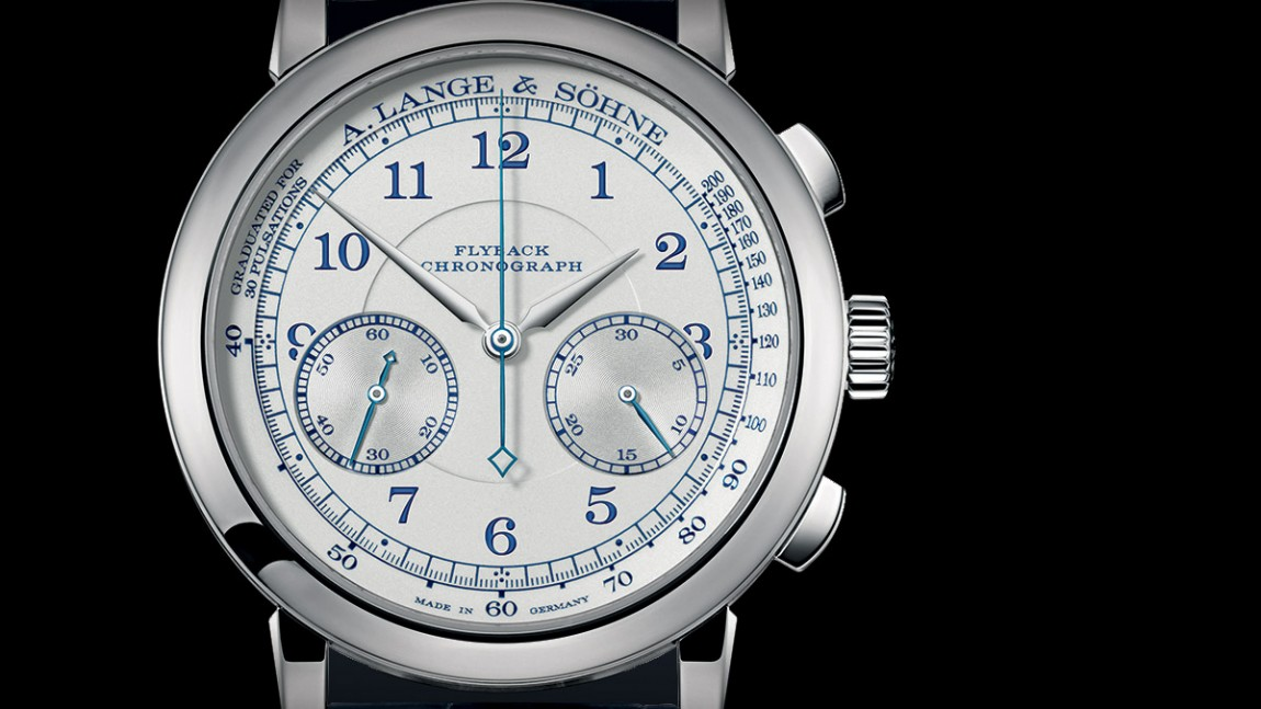 Closer Look At The Replica A. Lange & Sohne 1815 Chronograph Steel Watch
