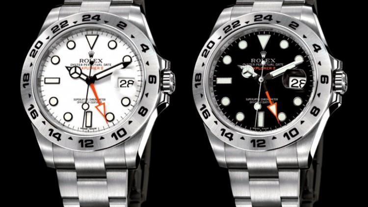 The Classic Style Replica Rolex Explorer II 42MM Watch Ref.216570