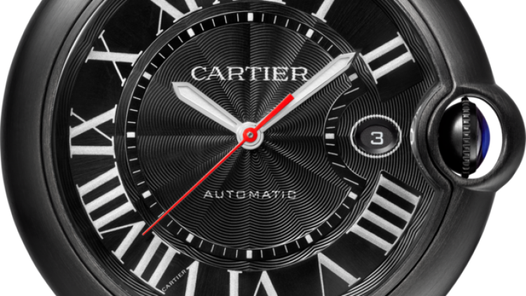 Best 42mm Cartier Ballon Blue Replica Watch with ADLC Case