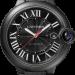 Best 42mm Cartier Ballon Blue Replica Watch with ADLC Case
