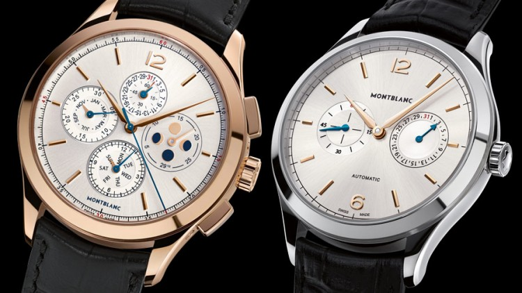 Best Quality Montblanc Heritage Chronométrie 2016 Replica Watch