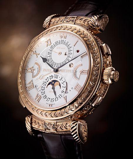 Swiss Made Patek Philippe Grandmaster Chime Replica Watch ref.5175
