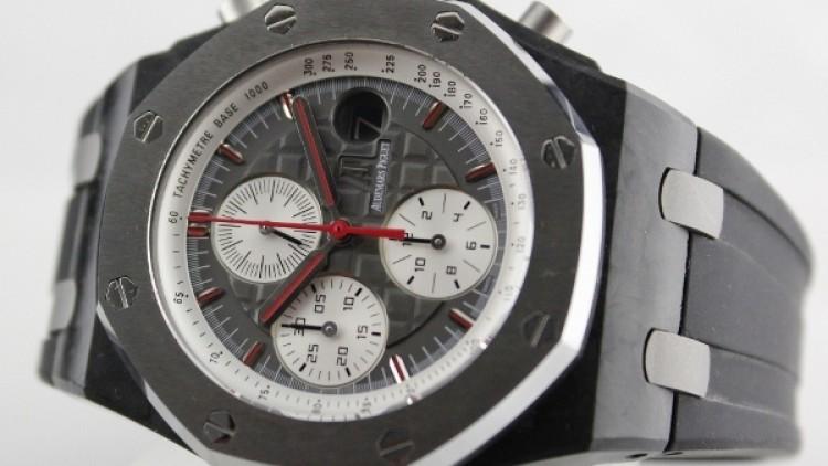 Best audemars piguet royal oak offshore jarno trulli chronograph replica watch