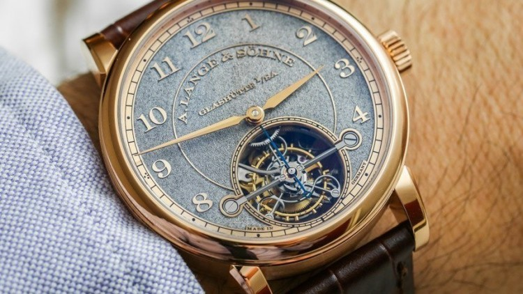 Best a. lange & söhne 1815 tourbillon replica watch