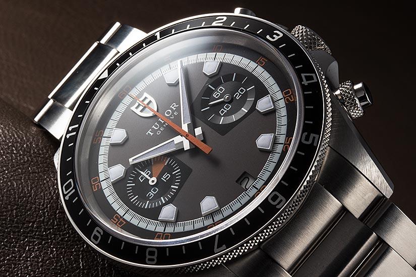 Best Quality Tudor Heritage Chrono Replica Watch ref. 70330N - AAA+ ... 02bdddd087