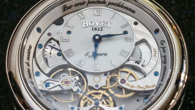 Discount Bovet Amadeo Virtuoso VII Retrograde Perpetual Calendar Watch Review Replica Suppliers