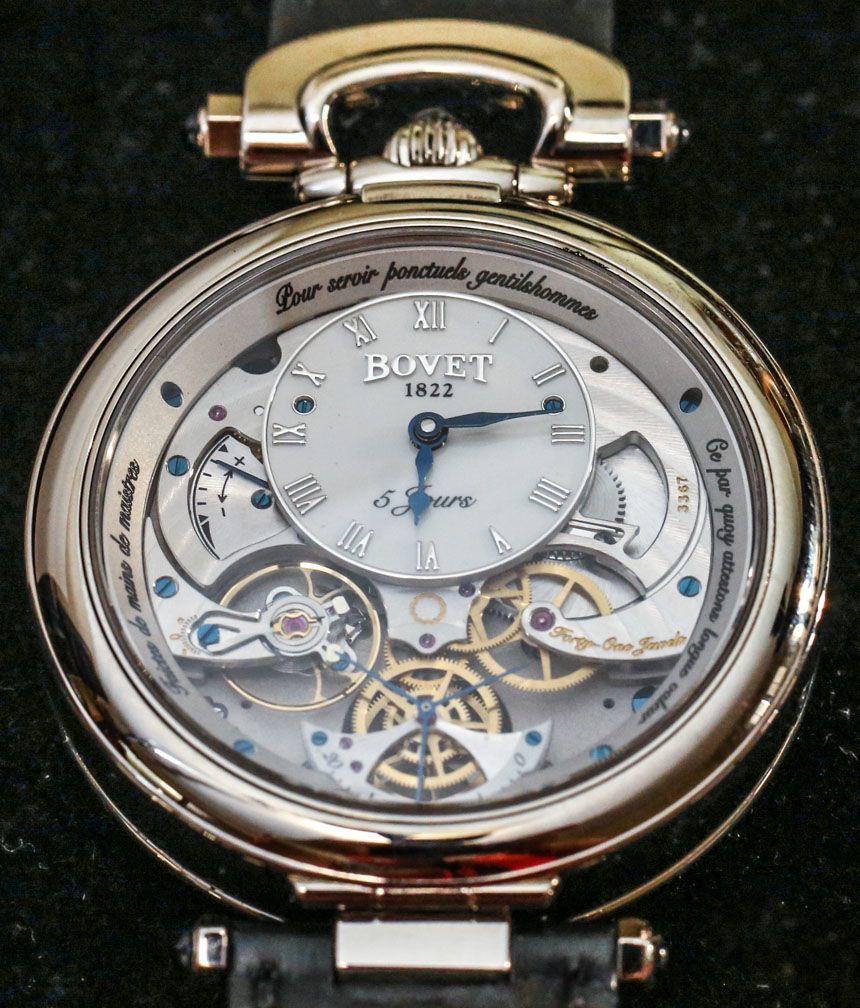 Discount Bovet Amadeo Virtuoso VII Retrograde Perpetual Calendar Watch Review Replica Suppliers