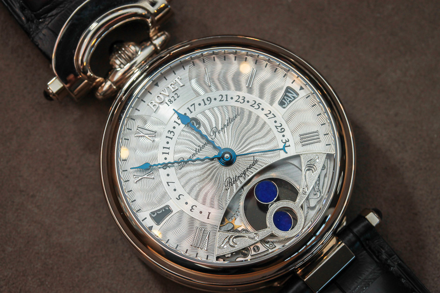 A Look Inside The Bovet Watch Boutique In Manhattan, New York Watch Stores