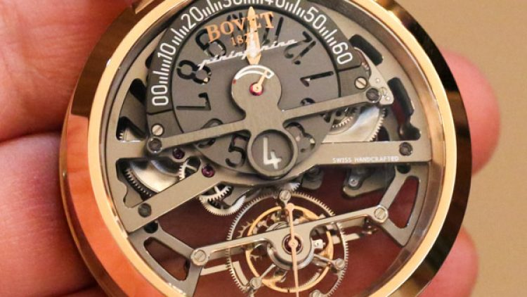 Can I Buy Bovet Pininfarina OttantaTre Tourbillon Watch Hands-On Replica At Lowest Price