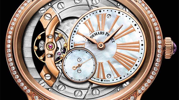 High Grade New Audemars Piguet Millenary Ladies' Watches For 2018 Replica Wholesale