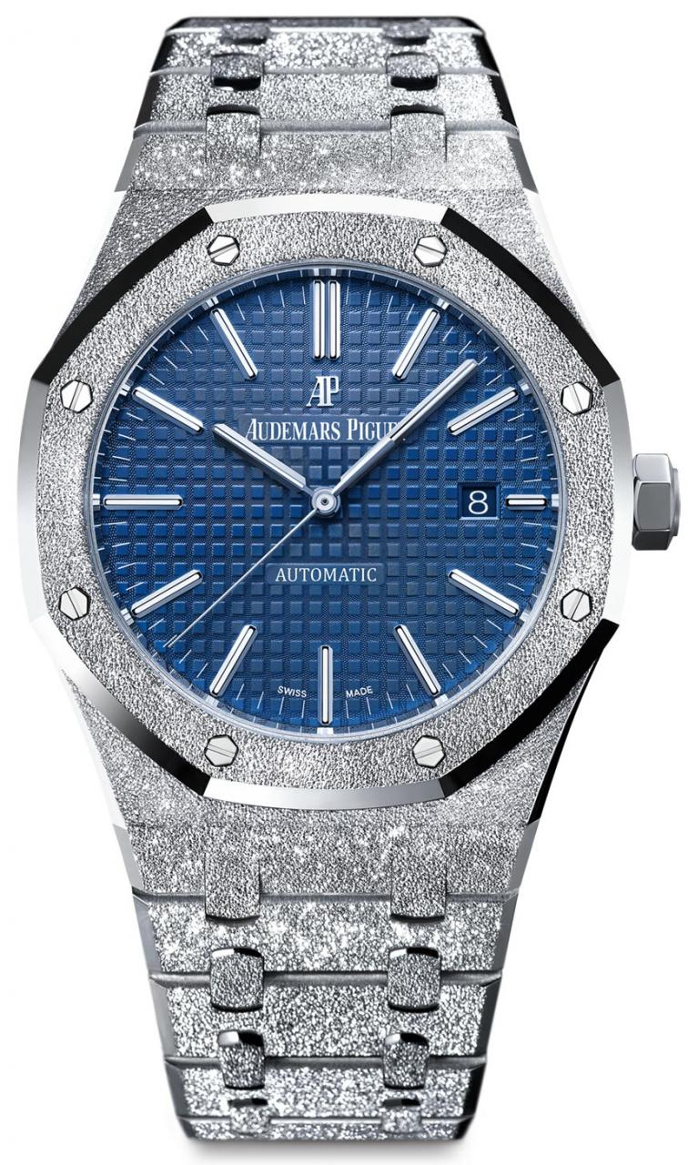 Should I Buy Audemars Piguet Royal Oak Frosted Gold 41mm Watch Replica Watches Buy Online