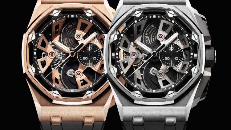 Discount Audemars Piguet Royal Oak Offshore Tourbillon Chronograph 25th Anniversary Watches Replica Guide Trusted Dealers