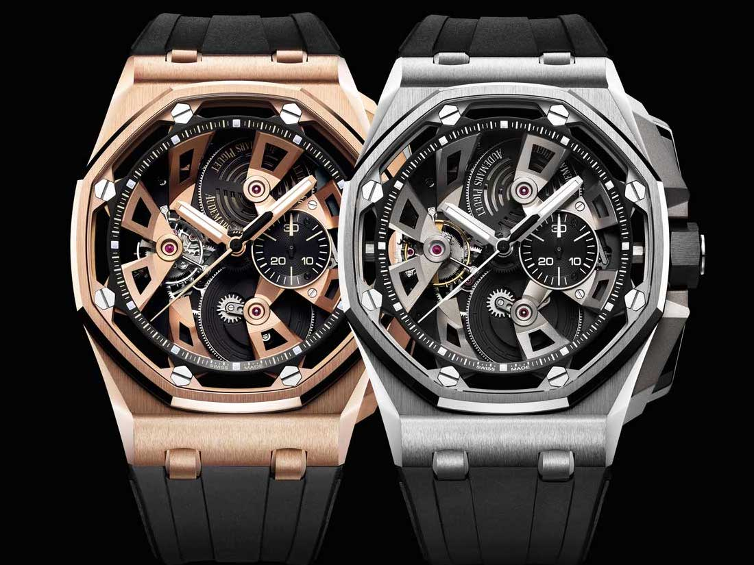 Discount Audemars Piguet Royal Oak Offshore Tourbillon Chronograph 25th Anniversary Watches Replica Guide Trusted Dealers