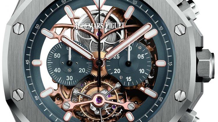 Cheap Wholesale Audemars Piguet Royal Oak Tourbillon Chronograph Openworked In Platinum Replica Watches Essentials