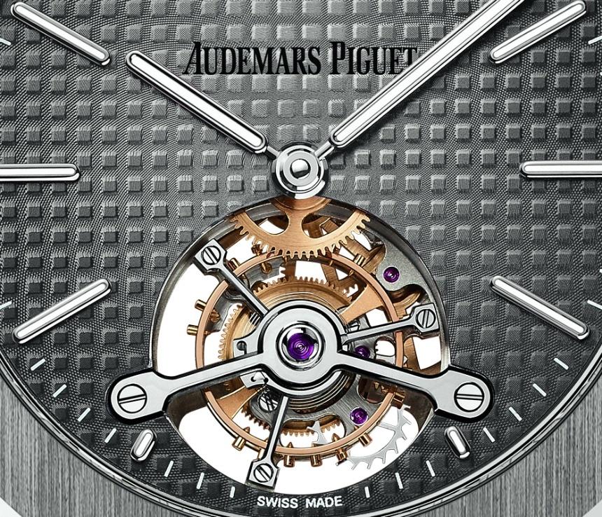 Audemars Piguet Royal Oak Tourbillon Extra-Thin Platinum Watches For SIHH 2016 Watch Releases
