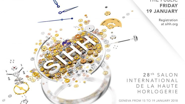 Where Can I Buy SIHH 2018 Will Feature Public Day & More Exhibitors Than Ever Replica Wholesale