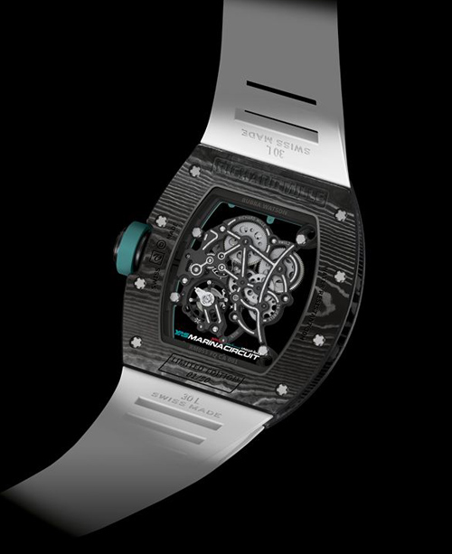 Trusted Richard Mille – A limited edition exclusive to the United Arab Emirates  Replica Wholesale Center