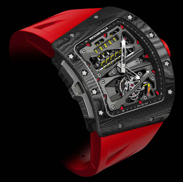 High End Richard Mille – RM 70-01 Tourbillon Alain Prost Replica Watches Essentials