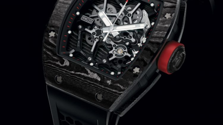 High End Richard Mille – Alexis Pinturault's RM 035 Ultimate Edition  Grade 1 Replica Watches