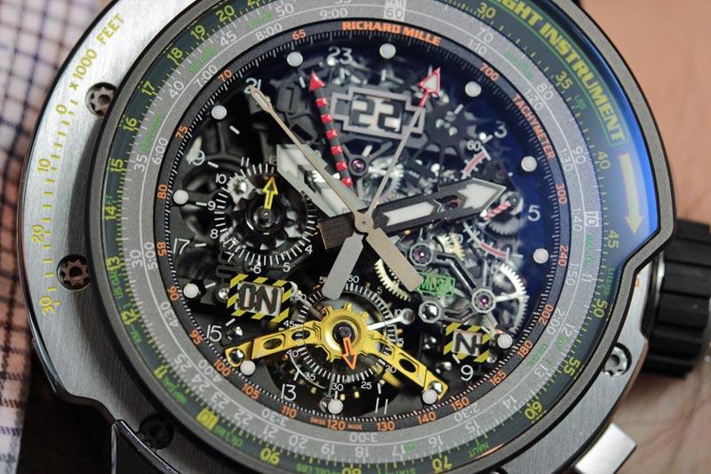 Les montres Bac+7