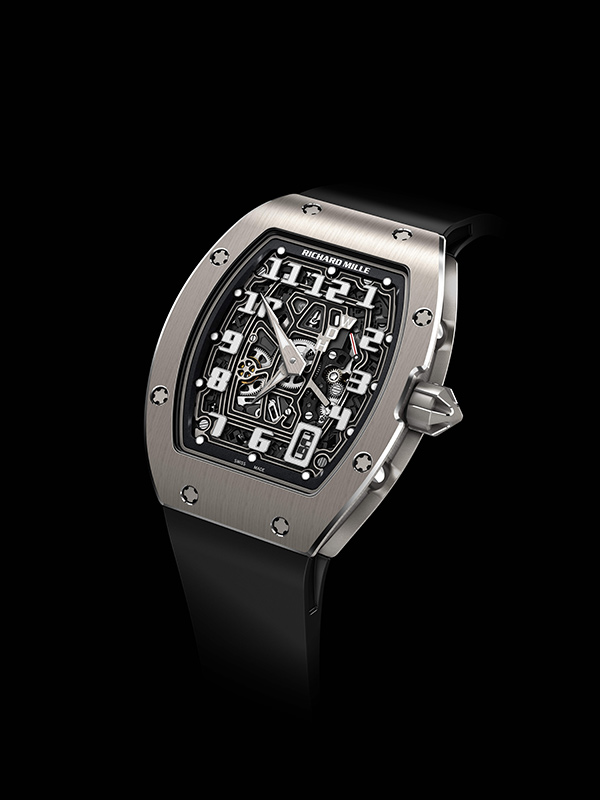 Cheapest Richard Mille – In-house calibres and extreme technology for her Replica For Sale